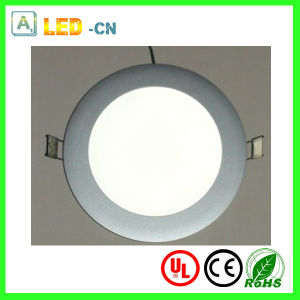 IP65 Cool White 180mm Round LED Panel Light