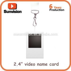 LCD Display Price Tag Marketing Brochure Business Name Card pictures & photos