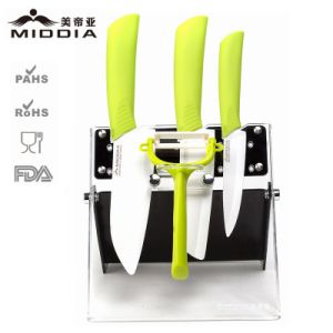 Advanced Ceramics Kitchen Knife Set Cooking Knife Set pictures & photos