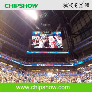 Chipshow P10 Football LED Display for Sports Center pictures & photos