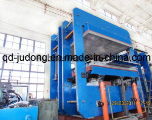 Rubber Hot Vulcanizer Press (ISO/CE) 1800 T Xlb-Dq 2000X2000X1 pictures & photos