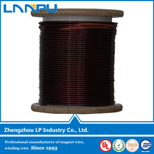 Class H180 Round Aluminum Enameled Wire for Motor Winding Wire