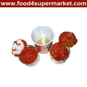 28-30 Brx Easy Open Tomato Paste pictures & photos
