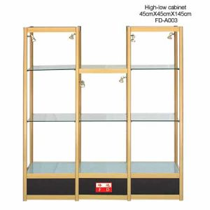 High-Low Display Shelf (FD-A003)