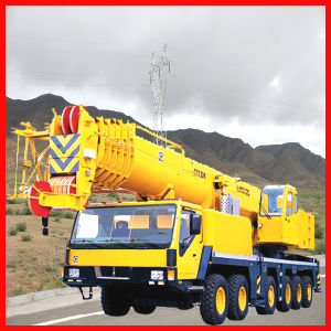Pickup Truck Crane pictures & photos