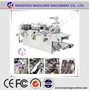 Full Automatic Label Die Cutting Machine