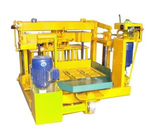 Concrete Block Making Machine/ Cement Hollow Brick Making Machinery (QMR4-30)