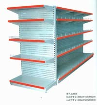 Punch Backboard Shelf /Supermarket Shelf (007)