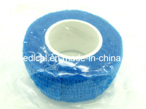 Easy Hand Tear Non Woven Cohesive Bandage pictures & photos