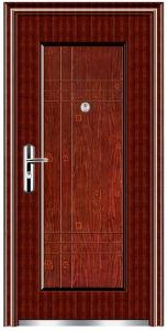 Steel Security Door (FX-A0110) pictures & photos