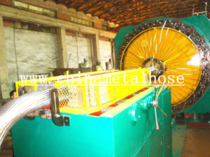 High Pressure Flexible Metal Hose Wire Braiding Machine pictures & photos