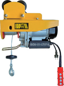 Moving Electric Hoist (WT-300/600D) pictures & photos