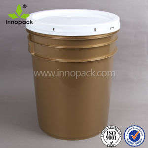 15L Plastic Lubricating Oil Paint Bucket for Paint, Coating, Limstone, Chemicals pictures & photos