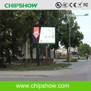 Chipshow High Quality P5.926 Full Color Outdoor LED Sign pictures & photos