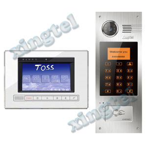 TCP/IP Video Department Intercom System (R2+T2)