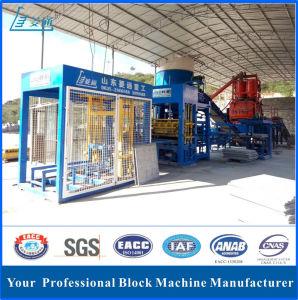 Low Cost Automatic Cement Concrete Facing Brick Block Compressed Machine