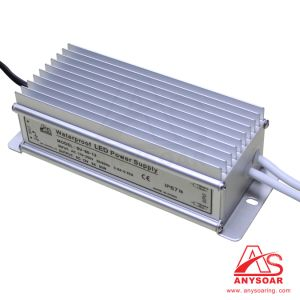 5 Years Warranty 60W 12V 24V LED Lighting Driver with IP67 and Cost Down Design