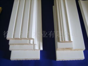 Primed or Lacquered Wood Moulding pictures & photos