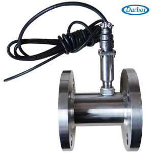 Dh500 Series Turbine Type Flow Transmitter
