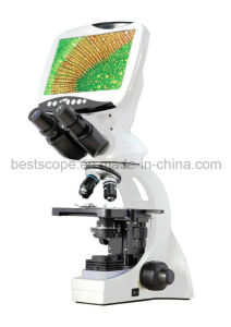 Bestscope Blm-260p LCD Digital Microscope pictures & photos