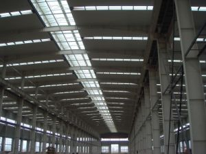 Prefab Warehouse, Prefabricated Steel Structure