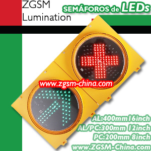 LED Traffic Lights Ce Approved