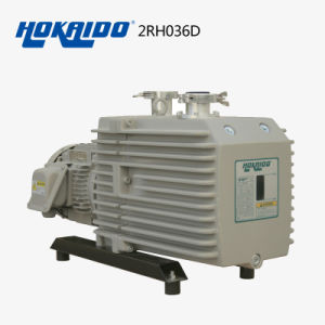 Hokaido Double Stage Rotary Vane Vacuum Suction Pump (2RH036D) pictures & photos