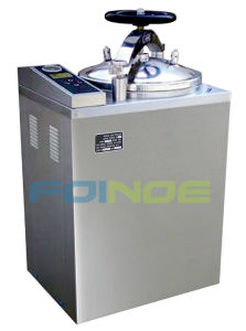 Electric-Heated Vertical Steam Sterilizer pictures & photos