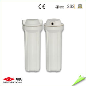5 Inch Clear Water Filter Housing for Water Filter pictures & photos