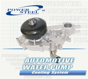 Auto Water Pump for American Car pictures & photos