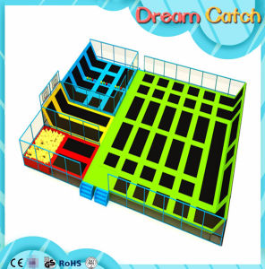 Children Indoor Playing Trampoline Used for Play Center pictures & photos