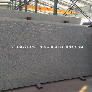 Wholesale Natural G603 Grey White Granite Stone Slab for Sale pictures & photos