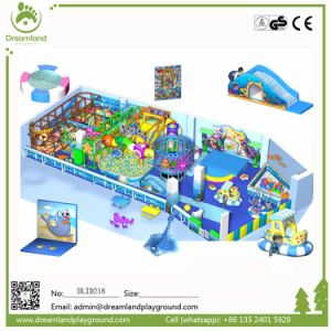 Wholesale Toys for Kids Commercial Safe Kids Indoor Playground Equipment pictures & photos