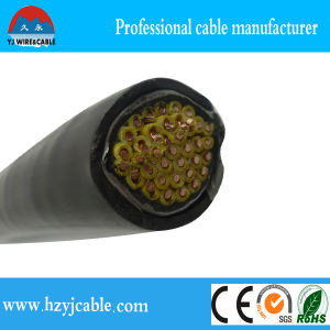 Kvv, 0.6 / 1kv Flexible Copper Control Cable pictures & photos