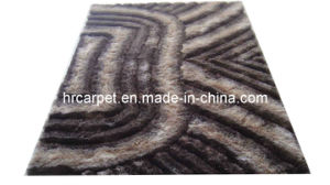 100% Polyester 3D Carpets (HXC-009)