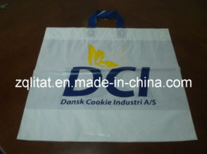 LDPE Biodegradable Shopping Bags/ LDPE Shopping Bag with Handgr (ML-S-414) pictures & photos