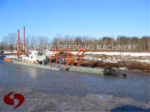 Sand Dredge Machine