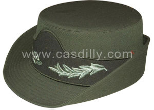 Lady′s Hat Cotton with Embroidery pictures & photos