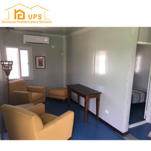 Movable Fast and Easy Installation Prefab Container House pictures & photos