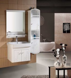 Bathroom Cabinet / PVC Bathroom Cabinet (W-203)