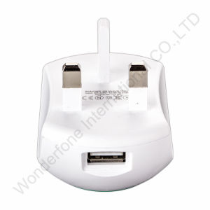 UK Standard Semi-Circle Charger with Logo Customization pictures & photos