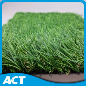 Non-Filling Soccer Grass 30mm Green Colors Landscanping Grass pictures & photos