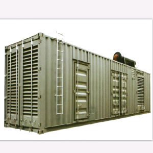 Containerized Generator Sets, Containerized Power Stations pictures & photos