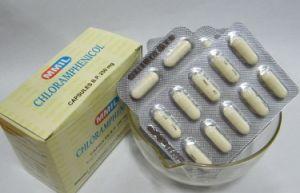 Chloramphenicol Capsule (250mg, 500mg)
