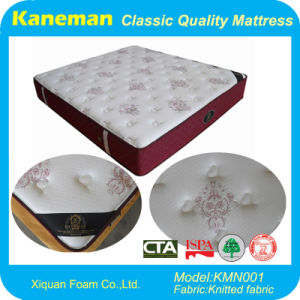 New Style Pocket Spring Mattress (KMN001) pictures & photos