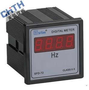 Intelligent Digital Meter (Hz Meter)