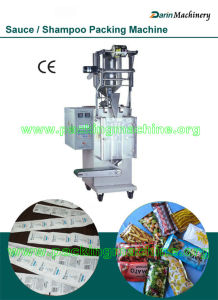 Sauce/Liquid/Oil/Ketchup Packing Machine