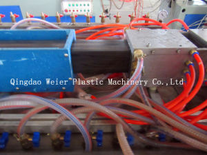 PE/PP WPC Profile Extrusion Line with High Quality pictures & photos