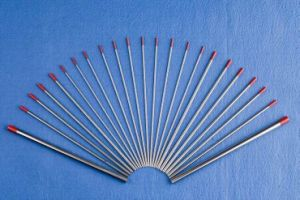Wt20 Thorium-Tungsten Electrode for TIG Welding pictures & photos