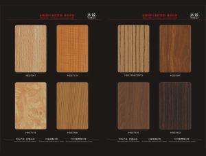 Wooden Color Aluminum Composite Material pictures & photos